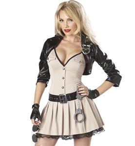 Highway Hottie Costume, Highway Patrol Sexy Costume, Hot Patrol Officer, #N8460