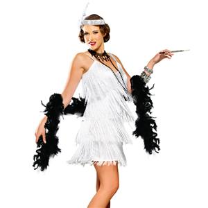 Hollywood Flapper Sexy Costume, Cheap Women