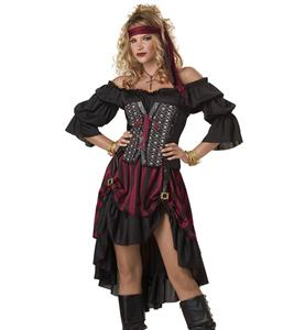 Hot Sale Adult Pirate Wrench Costume N10505
