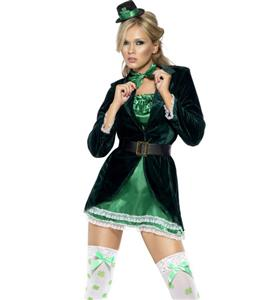 1.30Irish Leprechaun Fancy Costume N7834