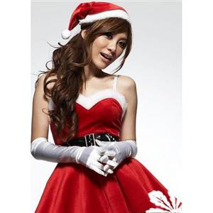 Sexy Santa Outfit, Sexy Christmas Costume, wholesale Sexy Santa Outfit, #N2818