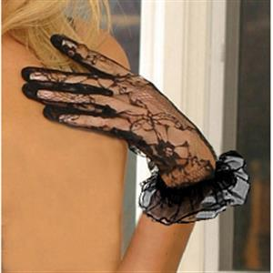 Lace Gloves, sexy Gloves, sexy lingerie wholesale, Gloves wholesale, #HG1958