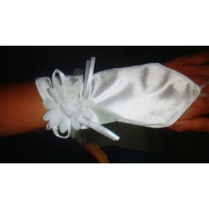Sexy Short Lace Satin Gloves, sexy Gloves, sexy lingerie wholesale, Gloves wholesale, #HG1961