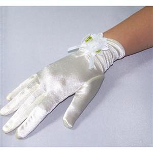 Sexy Short  Satin Gloves, sexy Gloves, sexy lingerie wholesale, Gloves wholesale, #HG1962