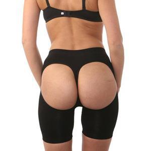 Ladies Black Butt Lifter Waist and Thigh Shaper PT10161