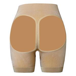 Sexy Beige Panty, Ladies Panty, Open Hip High Waist Panty, #PT10238