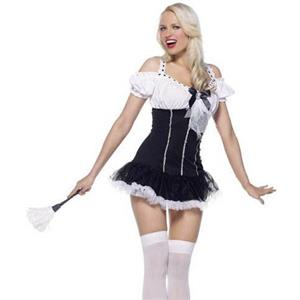 French Maid Costume, Sexy Women