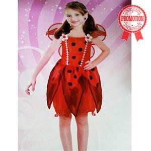 Ladybird costume for girls, Ladybug costume, girls Ladybug Costume, #N5997