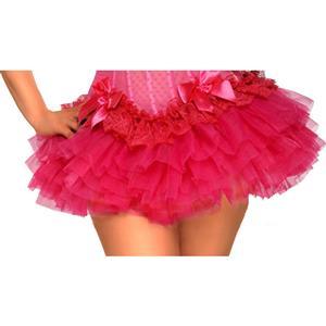 Rose Mesh Skirt, Ballerina Style Skirt, Sexy Tutu Skirt, #HG7761