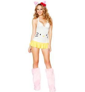 Lovely Hello Kitty Costume N9970