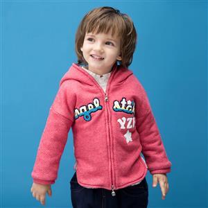 Boys Hoodie Fleece Jacket Sweater, Boys Clothes, Fall Clothes for Boys, Boys Coat, #N12241