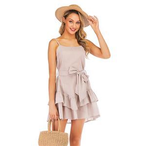f169688a6 Fashion OL Dress, Fashion Ruffle Mini Dress, Sexy High Waist Dress, Cheap  Party