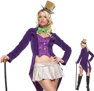 Magical Candy Maker Costume, sexy Costume, Sexy Halloween Costumes, #N2794