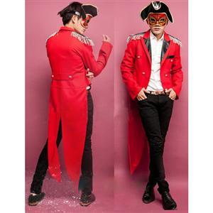 Mens Wonka Costume, Mens Willy Costume, Mens Wonka Halloween Costume, #N4700