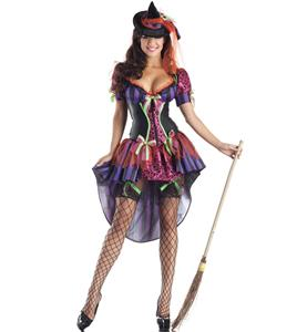Naughty and Kindhearted Witch Costume N9123