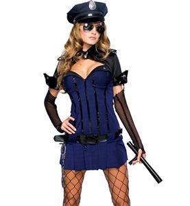 Night Watch Cop Costume N8098