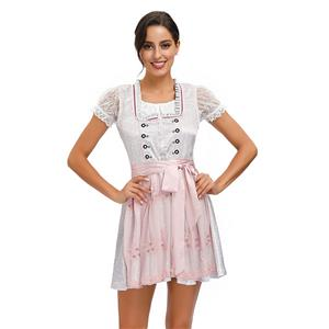 Oktoberfest Cheer Costume, Women