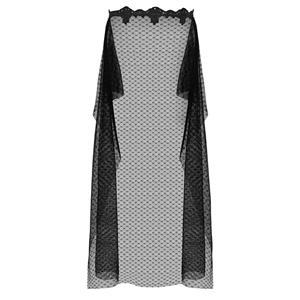 One-piece Black Shawl, Sexy Sheer Cloak, Hot Selling Corset Accessories, Gothic Corset Cloak, Fashion Women