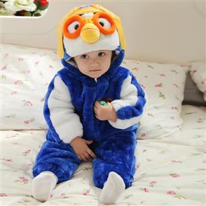 Baby Penguin Romper Jumpsuit, Cartoon Star Costume Baby, Bo Lulu Climbing Clothes Baby, #N6266