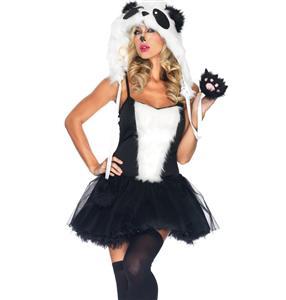 Playful Panda Costume, Panda Costume, Furry Panda Costume, Animal Costume, Furry Animal Costume, Panda Cosplay, #N4409
