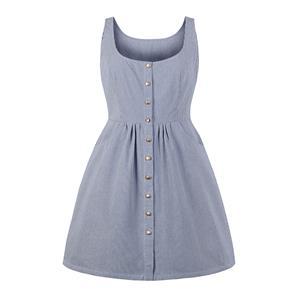 Plus Size Dresses, Cute Swing Dress, Retro Dresses for Women 1960, Vintage Dresses 1950
