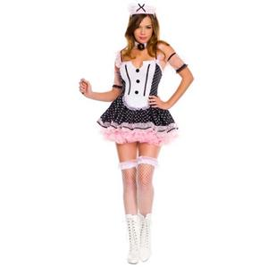 Sexy French Maid Costume, Hot Sale Women