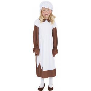 Poor Victorian Girl Dress Child Costume, Poor Victorian Girl Children