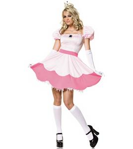 Princess Peach Costume N8540