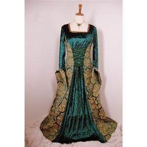 Princesse style palace costume, Princesse costume, princesse gowns, #N4867