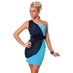 Progress Minidress Model Blue, light blue mini dress, Progress Minidress Model, #N4517