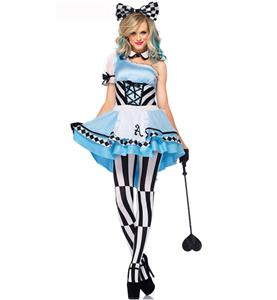 Psychedelic Alice Costume N9192