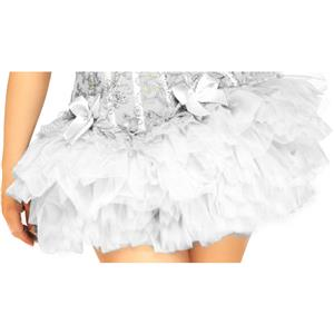 Mesh Skirt, Ballerina Style Skirt, Sexy Tutu Skirt, #HG7728