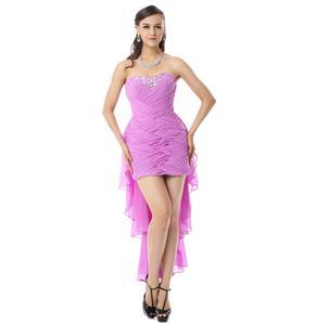 Elegant Purple Prom Dress, Women