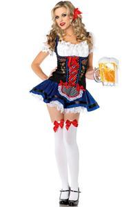Frauline Heidi Costume N2118