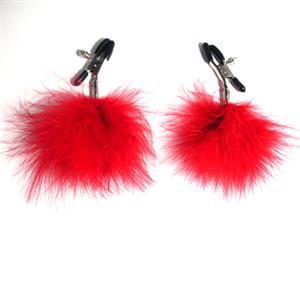 Sex toy, Powerful nipple clamp, fur nipple clamp, #MS7157