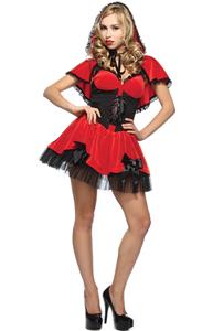 Red Riding Hottie Costume N8619