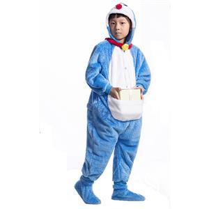 Doraemon Jumpsuit Romper Children, Cartoon Star Doraemon Costume, Children Cartoon Doraemon Sleepwear, #N6324