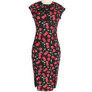 Plus Size Dresses, Casual Dresses, Vintage Dress, Cheap Dress for women, Retro Dress for women, Wiggle Dress, #N12098