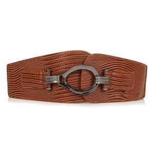 Punk Waist Belt, Metal Waist Belt, Vintage Waist Belt, Elastic Waist Belt, Waist Belt for Women, Wide Cinch Belt, #N15379