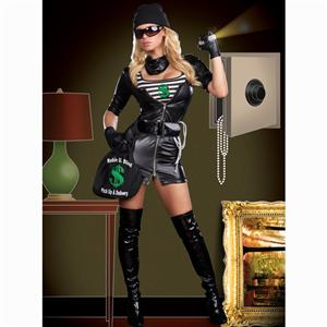 Robin U Blind Costume, Sexy Robin U Blind Costume, Women