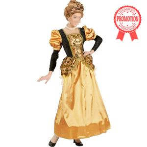 Royal Adult Costume, Gothic Costume, Adult Costumes for Women, #N4968