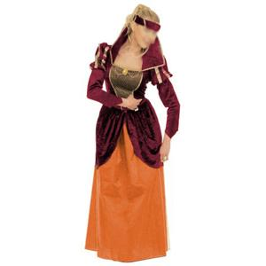 Royal Adult Costume, Adult Deluxe Sultan Costume, Adult Costumes for Women, #N5568
