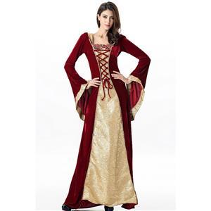 Super Deluxe Renaissance Costume, Medieval Costumes, Renaissance Costumes, #N11844