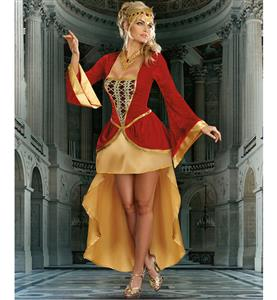 Royally Yours Queen Costume N9154