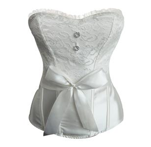 Satin and Lace Corset, sexy Corsets, sexy Corset lingerie, #N6096