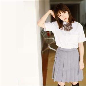 School Girl Costume, JK Uniform Costume, Sexy School Girl Costume, School Girl Adult Costume, Japan School Uniform Cosplay Costume, Short Academy Uniform Sets, #N20553