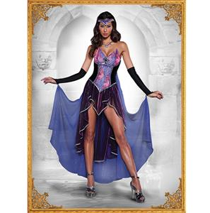 Seductive Sorceress Costume N9177