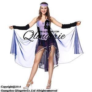 Seductive Sorceress Costume N9177