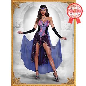 Deluxe Sorceress Costume, Seductive Sorceress Witch Costume, Deluxe Fairytale Witch Costume, Movie Witch Costume, #N9177