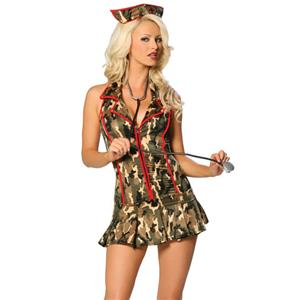 Army nurse costume, Sexy Army Triage Nurse Costume, Nurse Costume, #N8234